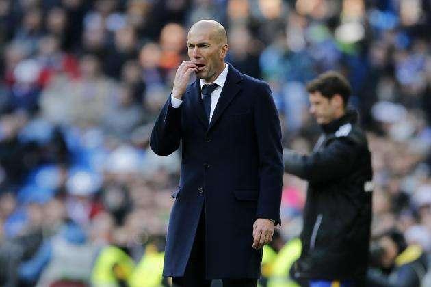 Zidane vẫn muốn tăng cường thêm hàng phòng ngự