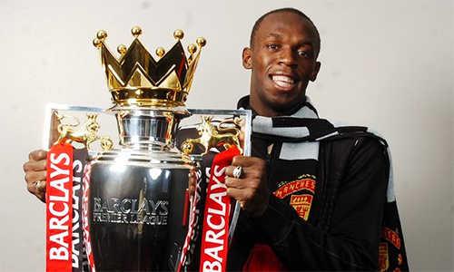 Usain Bolt: 'Man Utd sáng cửa vô địch Ngoại hạng Anh'