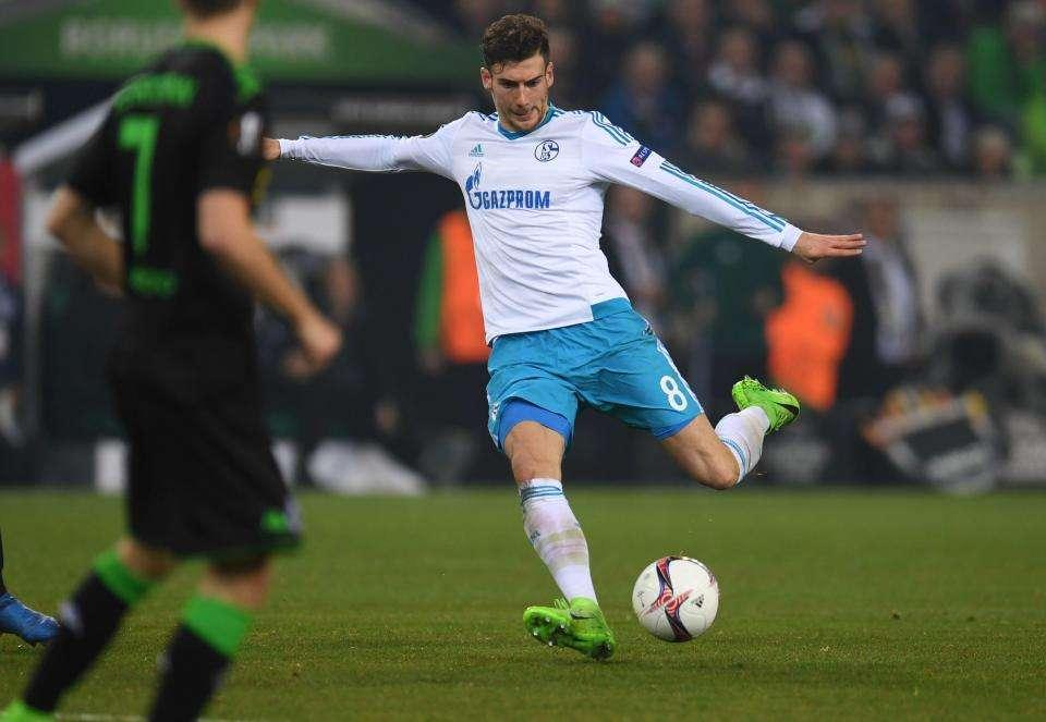 Tứ đại gia Premier League tranh nhau sao trẻ Schalke