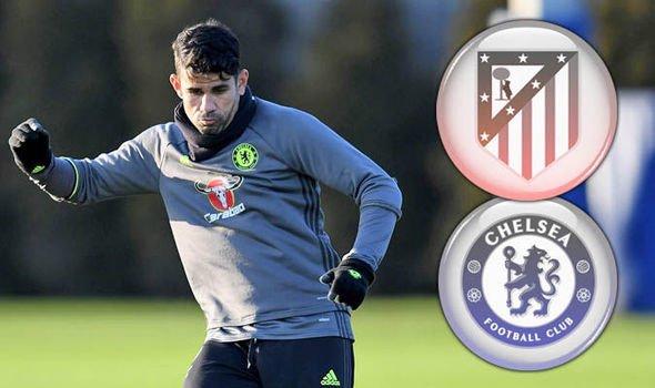 Vấn đề duy nhất trong thương vụ này là hai CLB chưa đạt được thỏa thuận về phí chuyển nhượng cho Costa.