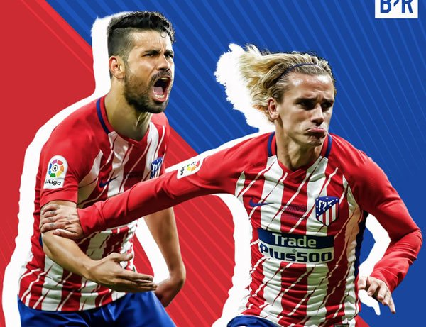 Diego Costa trở lại và Griezmann được dự đoán sẽ sớm rời Atletico sang MU
