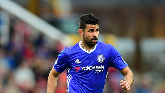 Diego Costa chính thức rời Chelsea sang Atletico Madrid thi đấu