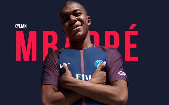 Mbappe chính thức là người của PSG
