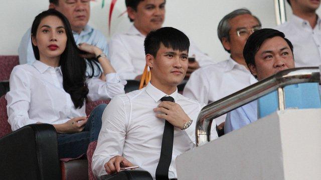 Bản thân Lê Công Vinh cũng bất ngờ trước thông tin cho rằng mình ứng cử ghế TTK VFF