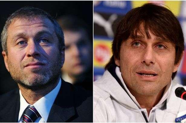 Conte và chủ tịch Abramovich đang trong mối quan hệ bằng mặt nhưng không bằng lòng?
