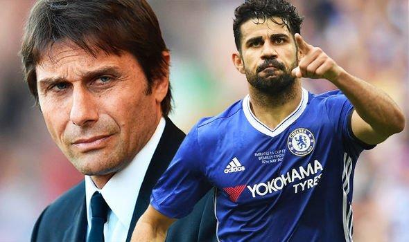 Diego Costa không thể tiếp tục làm căng, vì điều đó chỉ có hại cho anh
