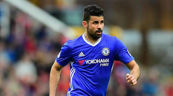 Diego Costa sẽ ở lại Chelsea
