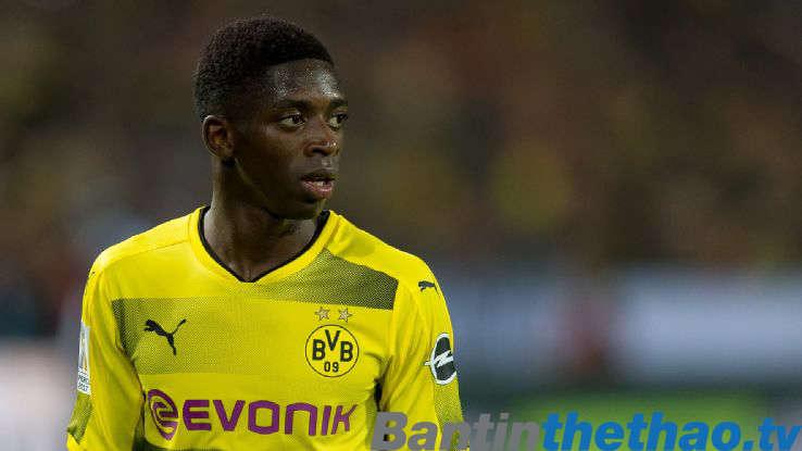 Dembele chấn thương nhiều khả năng sẽ giúp Barca tiết kiệm 10 triệu euro