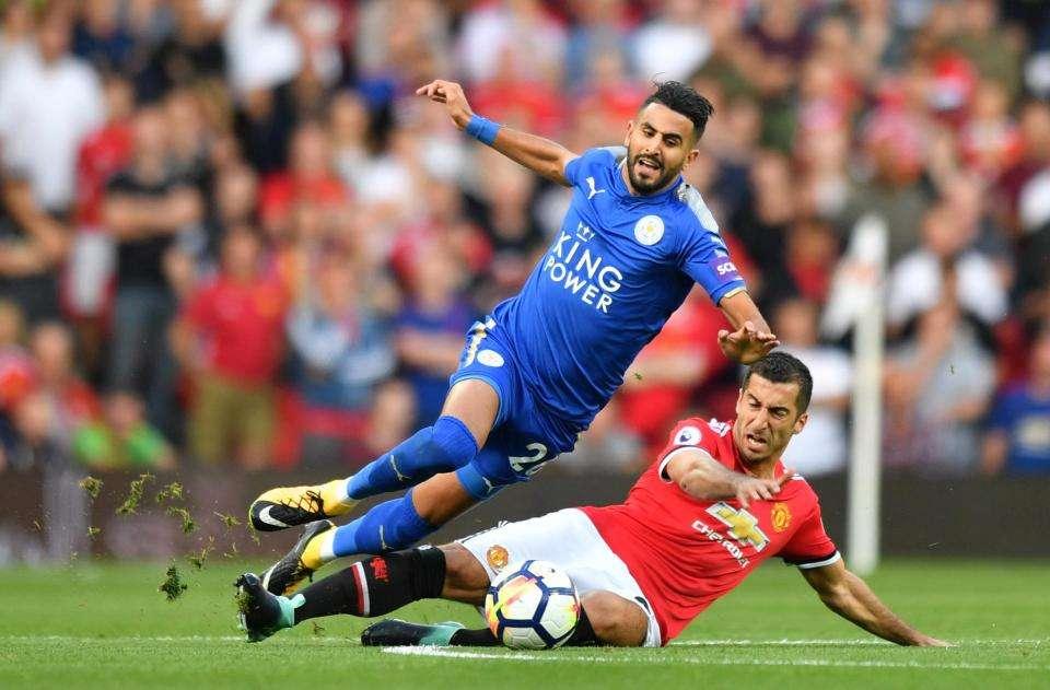 Mahrez đang rất muốn rời khỏi Leicester