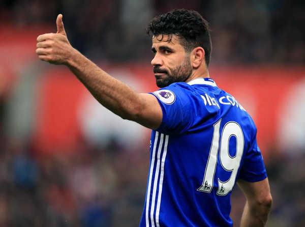Diego Costa xuống nước, quay trở lại thi đấu cho Chelsea