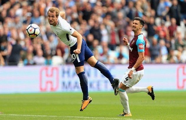 Kane đã ghi được 7 bàn trong 6 trận đối đầu gần nhất với West Ham trong khuôn khổ Premier League.