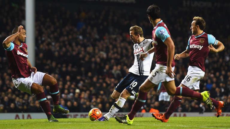 Kane sẽ tiếp tục ghi bàn vào lưới West Ham?