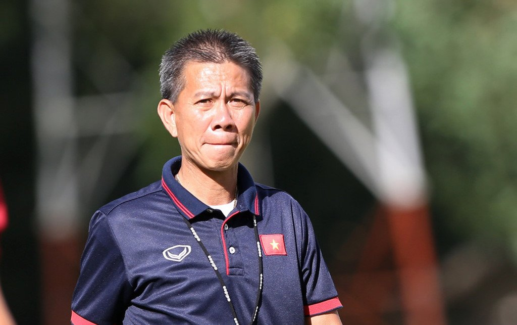 HLV Hoàng Anh Tuấn không ngán Thái Lan