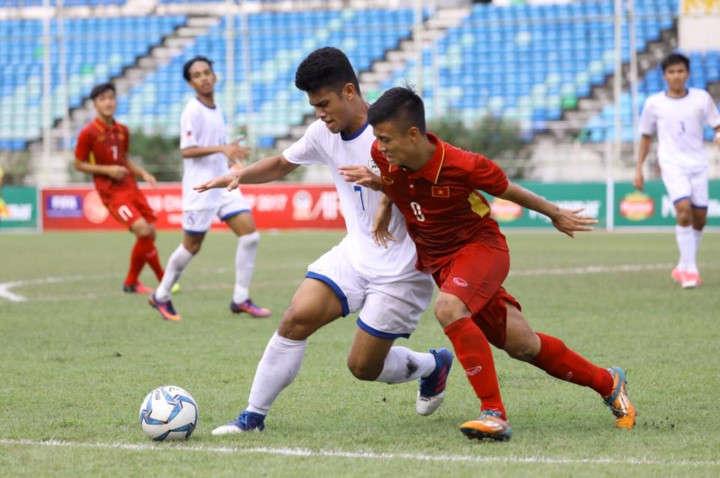 U18 Việt Nam tự tin có 3 điểm trước chủ nhà Myanmnar