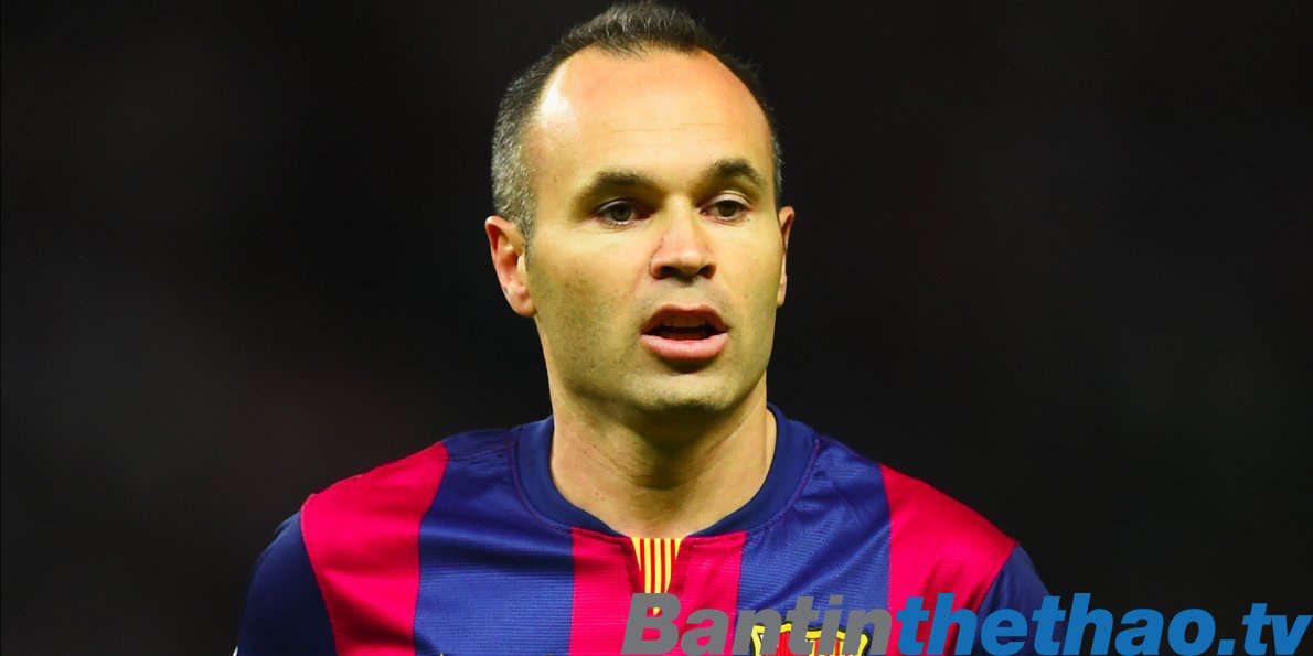 Iniesta tuyên bố anh và Barca vẫn chưa có buổi thỏa thuận hợp đồng nào