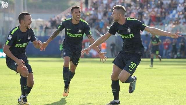 Inter đang hồi sinh mạnh mẽ dưới thời Spalletti