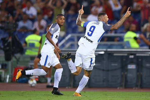 Inter đang có phong độ cao dưới thời HLV Luciano Spalletti
