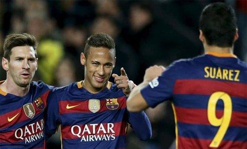 Neymar được cho là muốn bứt phá khỏi tầm ảnh hưởng của Messi.
