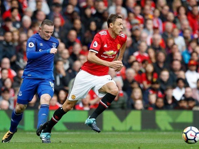 Matic chơi quá hay ở trận gặp Everton