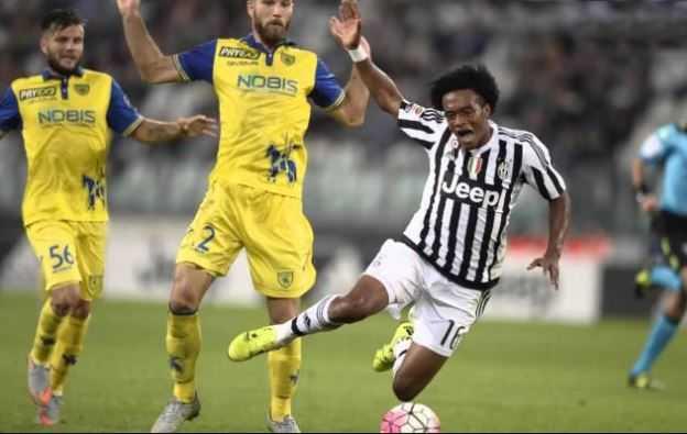 Juventus 3-0 Chievo: Khởi động trước đại chiến