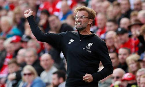 """HLV Jurgen Klopp """"Buồn nôn"""" vì cách phòng ngự của Liverpool"""