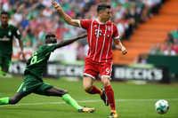 Lewandowski lập công, Bayern đại thắng