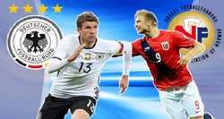 Link Sopcast, link xem trực tiếp Đức vs Na Uy vòng loại World Cup 5/9/2017