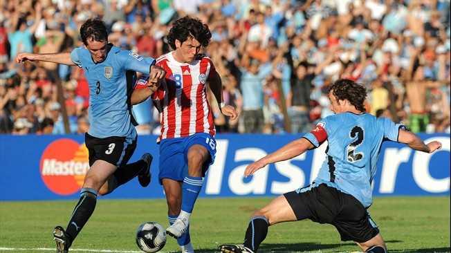Link Sopcast, link xem trực tiếp Paraguay vs Uruguay vòng loại World Cup 6/9/2017