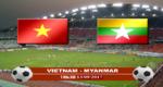 Link trực tiếp U18 Việt Nam vs U18 Myanmar ngày 13/9/2017