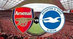 Link xem trực tiếp, link sopcast Arsenal vs Brighton tối nay 1/10/2017 Ngoại Hạng Anh