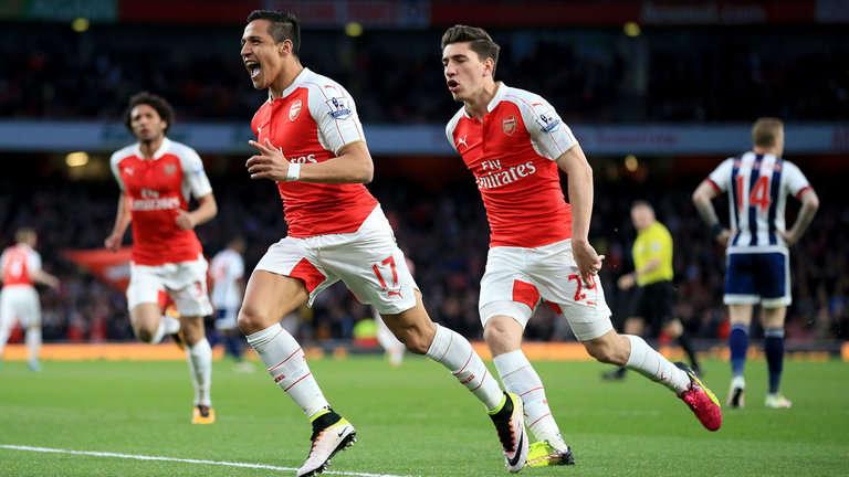 Arsenal vs West Brom đêm nay 26/9/2017 Ngoại Hạng Anh