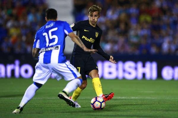 Atletico Madrid vs Leganes đêm nay 1/10/2017 VĐQG Tây Ban Nha La Liga