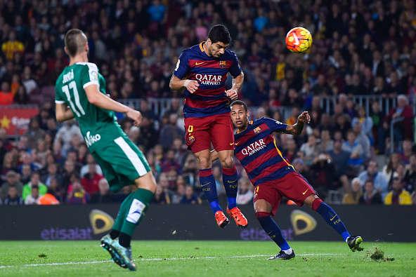 Barca vs Eibar ngày 20/9/2017 giải VĐQG Tây Ban Nha La Liga