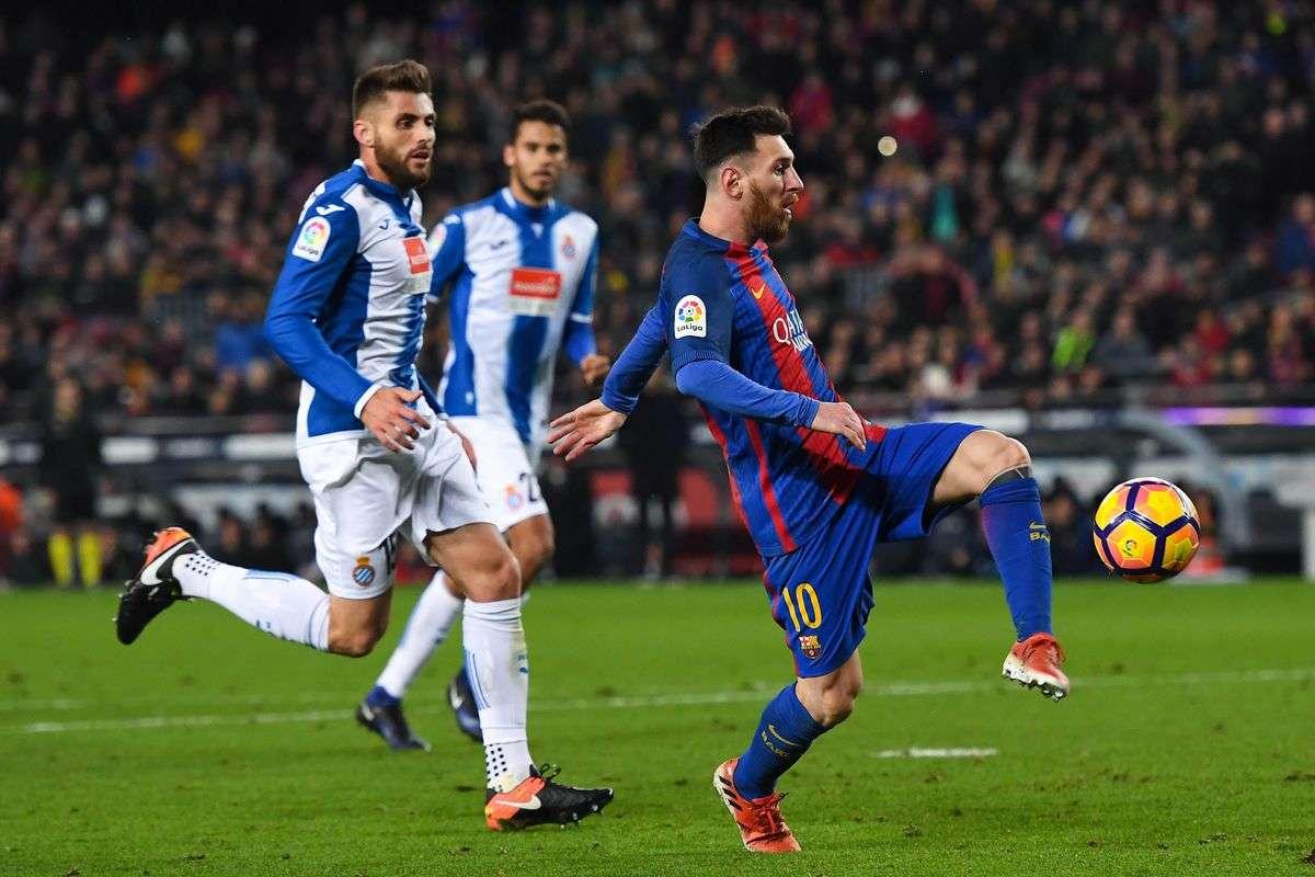 Barca vs Espanyol ngày 10/9/2017 giải VĐQG Tây Ban Nha La Liga