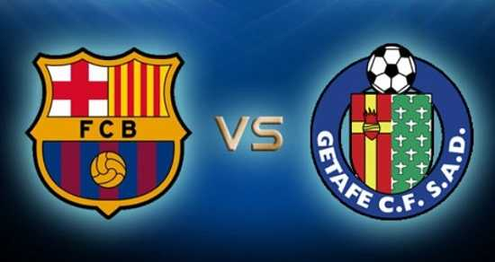 Link xem trực tiếp, link sopcast Barca vs Getafe ngày 17/9/2017 giải VĐQG Tây Ban Nha La Liga