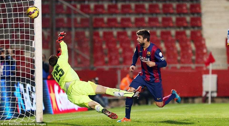 Barca vs Girona đêm nay 24/9/2017 VĐQG Tây Ban Nha La Liga
