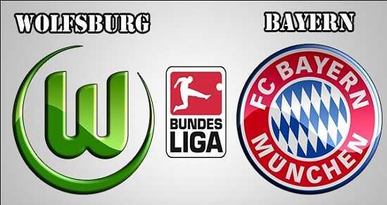 Link xem trực tiếp, link sopcast Bayern vs Wolfsburg ngày 23/9/2017 giải vô địch Bundesliga