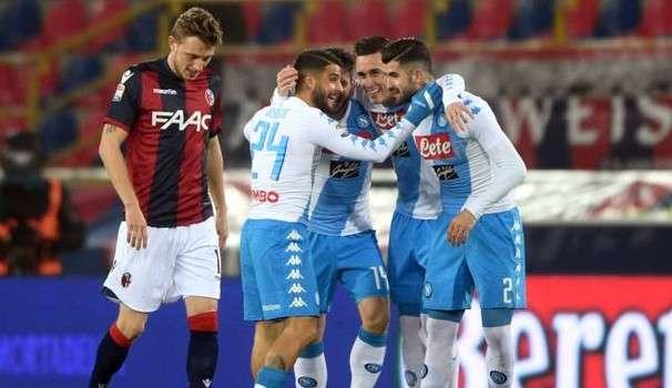 Bologna vs Napoli ngày 11/9/2017 giải VĐQG Italia Ý - Serie A