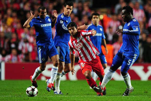 Chelsea vs Atlético Madrid đêm nay 28/9/2017 Champions League