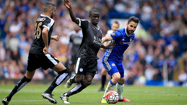 Chelsea vs Leicester City ngày 9/9/2017 giải Ngoại Hạng Anh