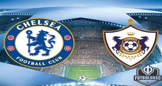 Link xem trực tiếp, link sopcast Chelsea vs Qarabag ngày 13/9/2017 giải Cup C1 Champions League