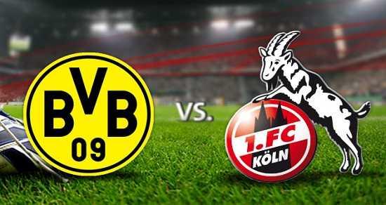 Link xem trực tiếp, link sopcast Dortmund vs Cologne ngày 17/9/2017 giải vô địch Bundesliga