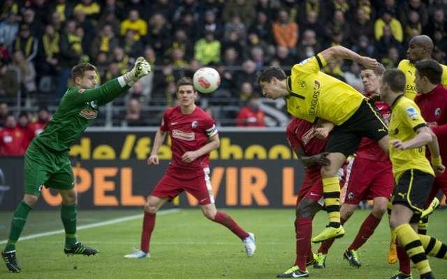 Dortmund vs Freiburg ngày 9/9/2017 giải vô địch Bundesliga