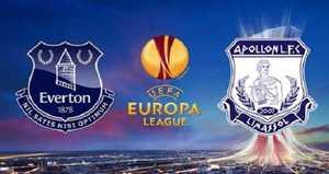 Link xem trực tiếp, link sopcast Everton vs Apollon đêm nay 29/9/2017 UEFA Europa League