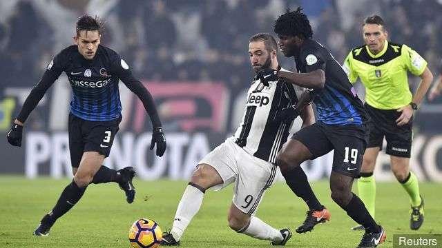 Everton vs Atalanta ngày 15/9/2017 giải Cup Europa League