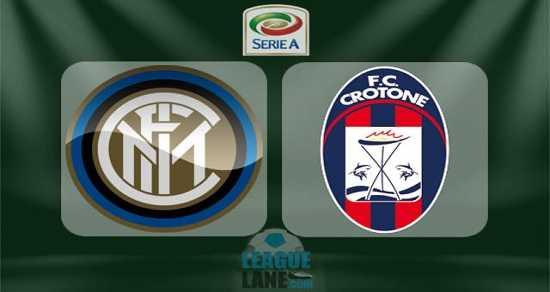 Link xem trực tiếp, link sopcast Inter Milan vs Crotone ngày 16/9/2017 giải VĐQG Italia Ý - Serie A
