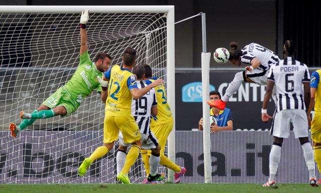 Juventus vs Chievo ngày 9/9/2017 giải VĐQG Italia Ý - Serie A