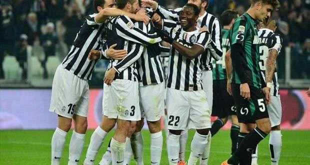 Juventus vs Sassuolo ngày 17/9/2017 giải VĐQG Italia Ý - Serie A