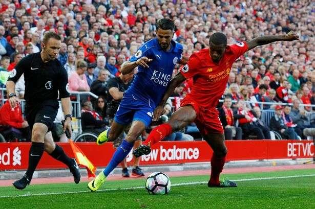 Liverpool vs Leicester City ngày 23/9/2017 giải Ngoại Hạng Anh