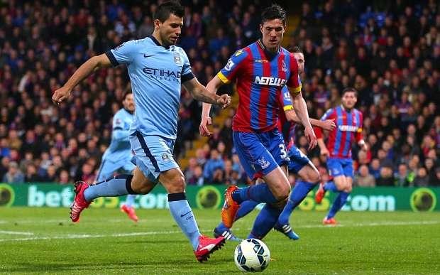 Man City vs Crystal Palace ngày 23/9/2017 giải Ngoại Hạng Anh